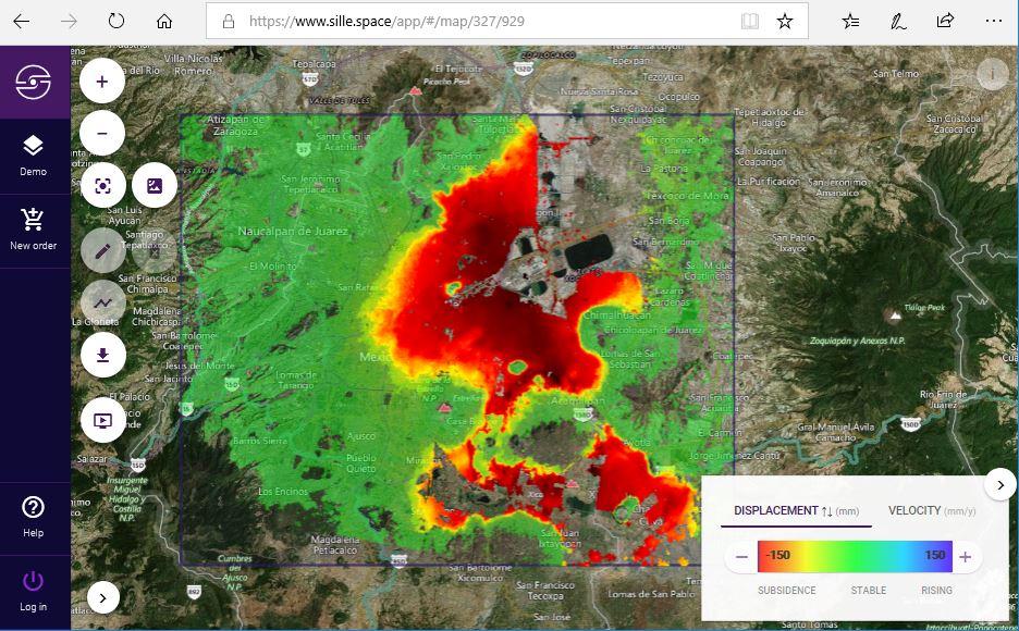 Land Subsidence Monitoring