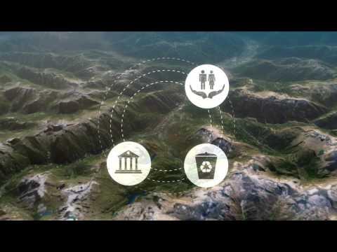 Watch video: The Copernicus Land Monitoring Service (ESA)