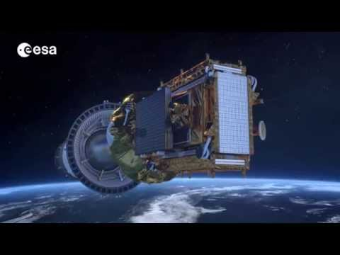 Watch video: Sentinel-1: Radar mission (ESA)